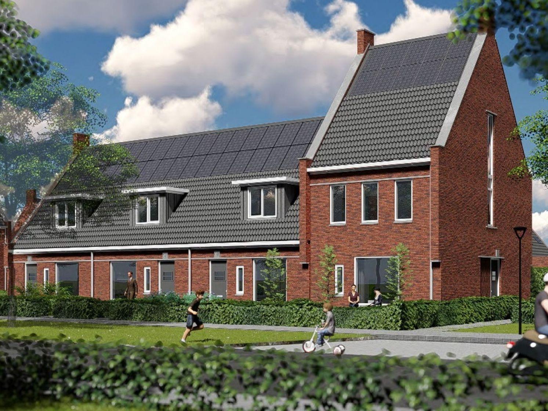 Nieuwbouw 32 NOM-woningen in Oosterhaar Haren